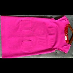 Kate Spade Hot pink dress